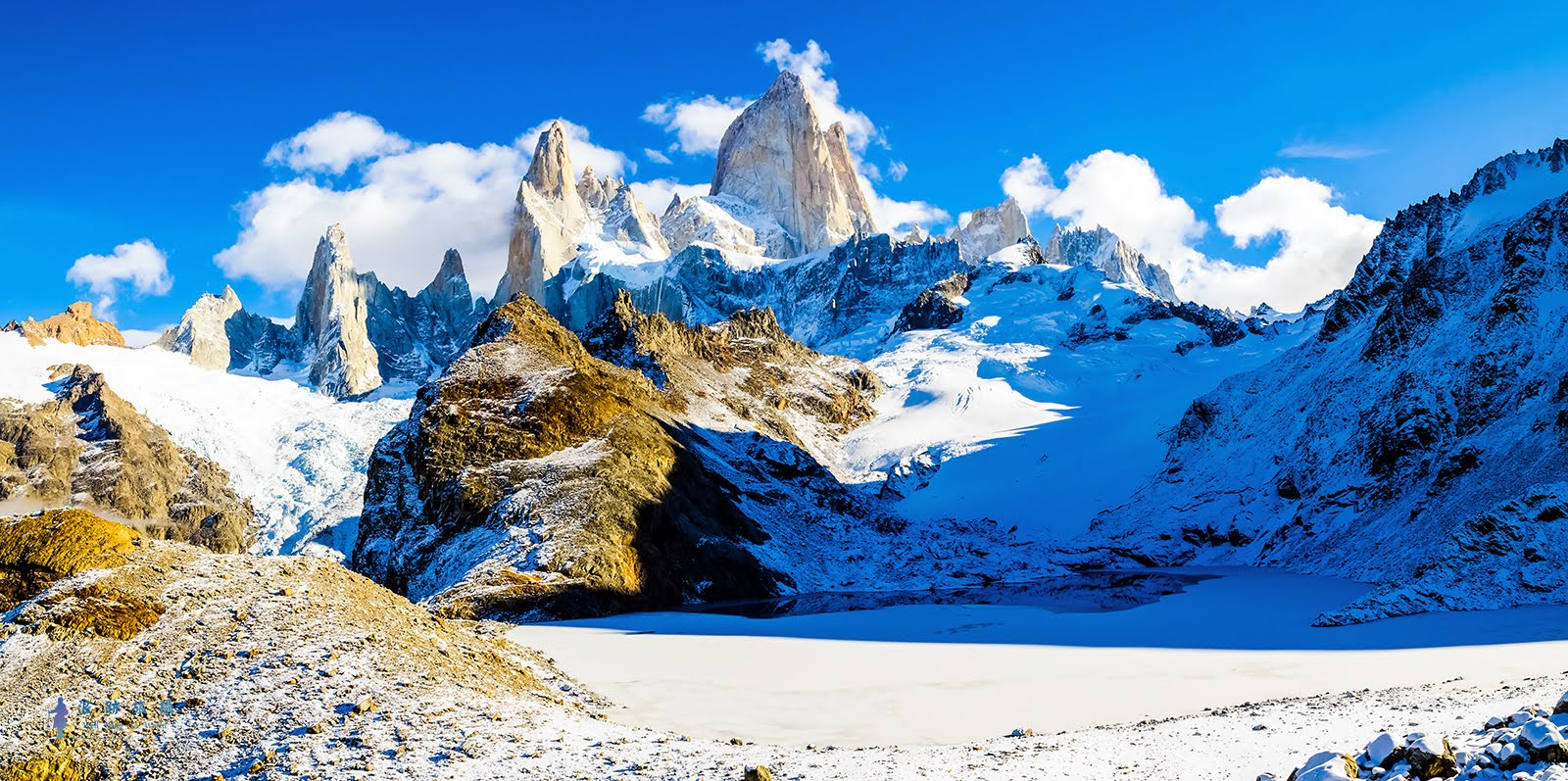 巴塔哥尼亞 Patagonia El Chalten Monte Fitz Roy 菲茨羅伊 阿根廷 Argentine