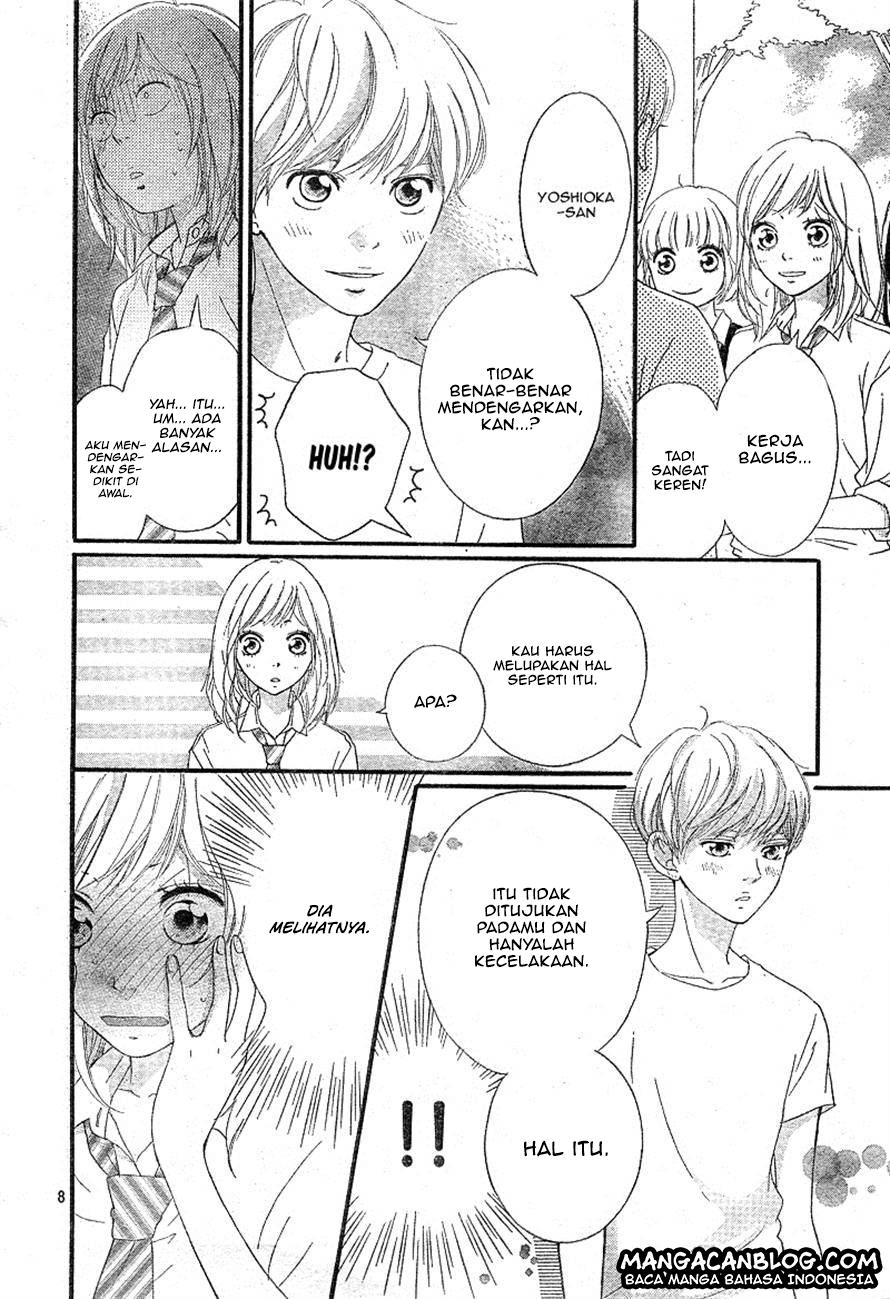 Ao Haru Ride Chapter 21-9