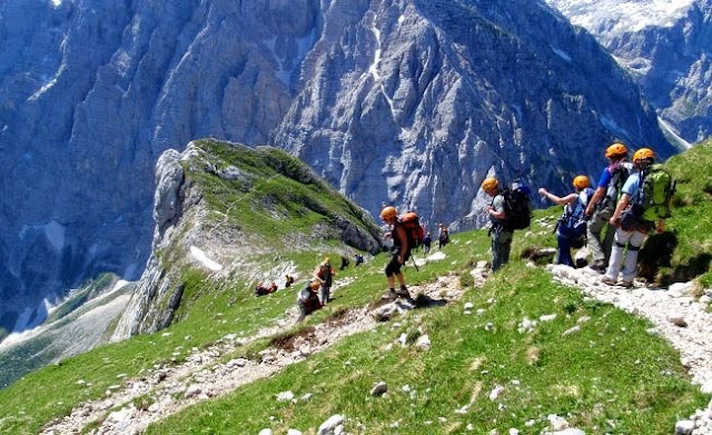 Πεζοπορική εξόρμηση από την Καρυά στην Αργολίδα μέχρι την Νεστάνη στην Αρκαδία