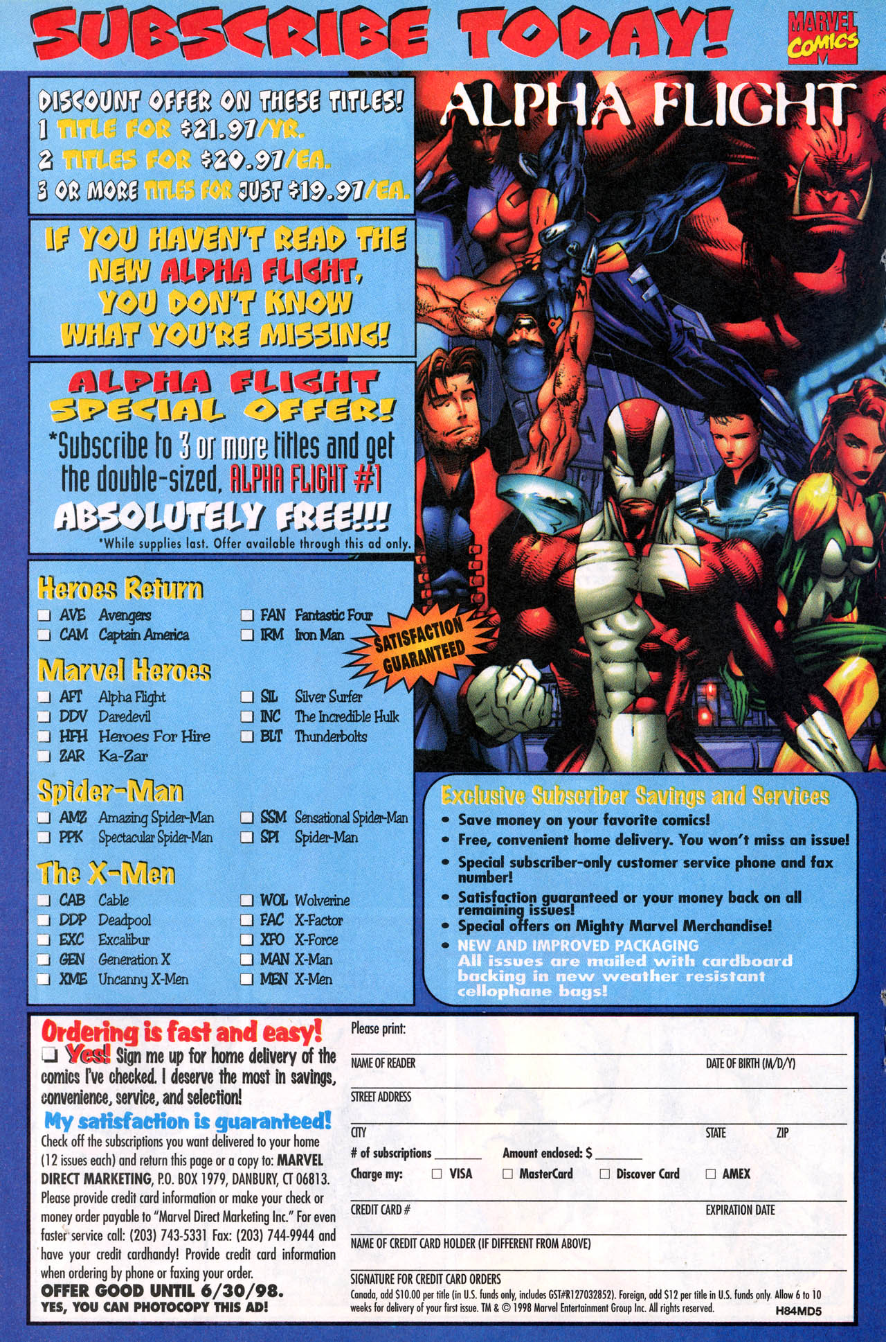 Read online X-Force (1991) comic -  Issue #78 - 19