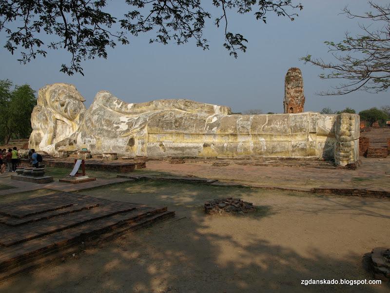 Ayutthaya - Wat Lokkayasutharam