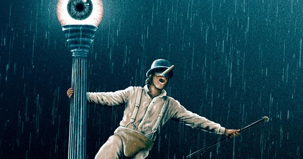 clockwork orange singing in the rain - 1000×525