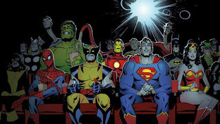 Superheros at the Movies