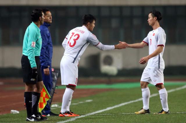 U23 Việt Nam thắng Syria: HLV Park Hang Seo cấm Công Phượng làm gì? 7