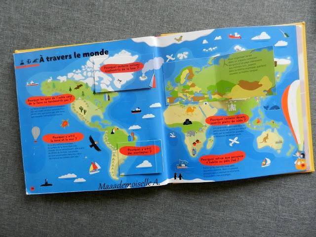 || Petite initiation à la géographie - Kididoc des pourquoi