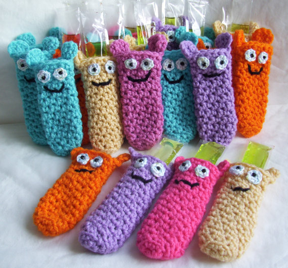 ktbdesigns freezie friends pdf crochet pattern