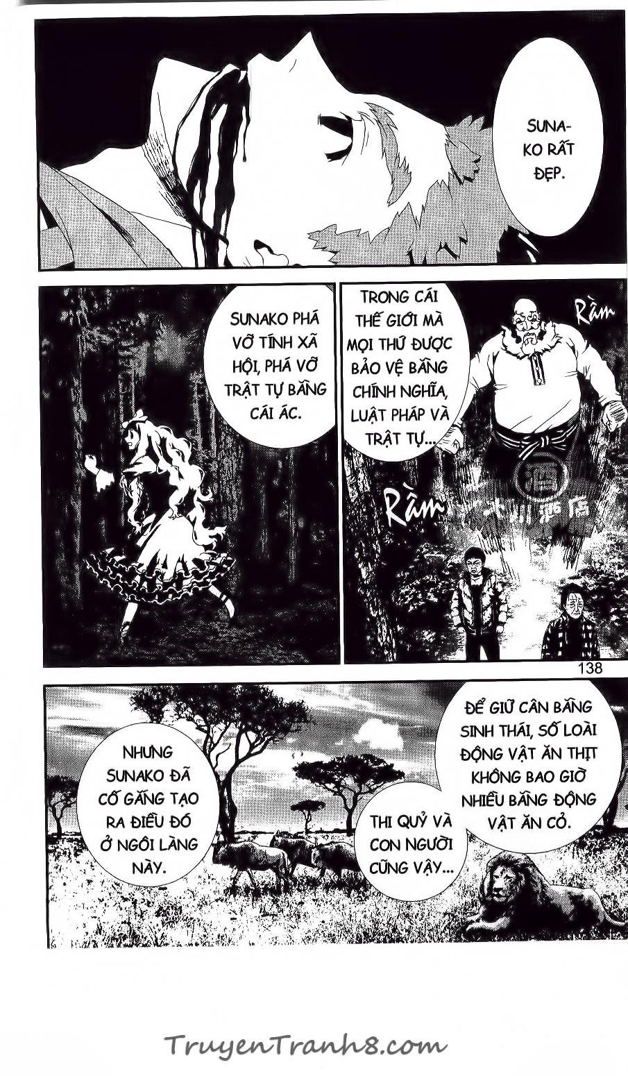 Shiki chapter 41 trang 41