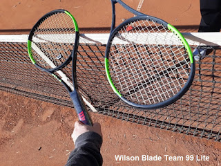 Wilson Blade Team 99 Lite tested
