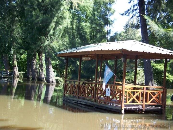 Muelles I  Viv la isla Delta Tigre