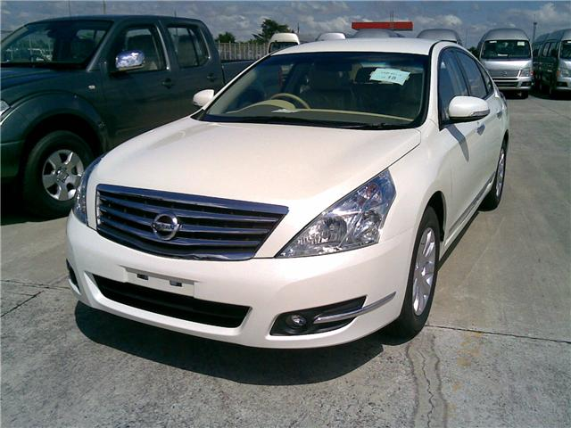 New Nissan Teana 2011 Car Under 500 Dollars