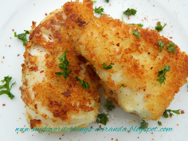 My Favorite Things Panko Crusted Halibut Amp Grilled Oysters