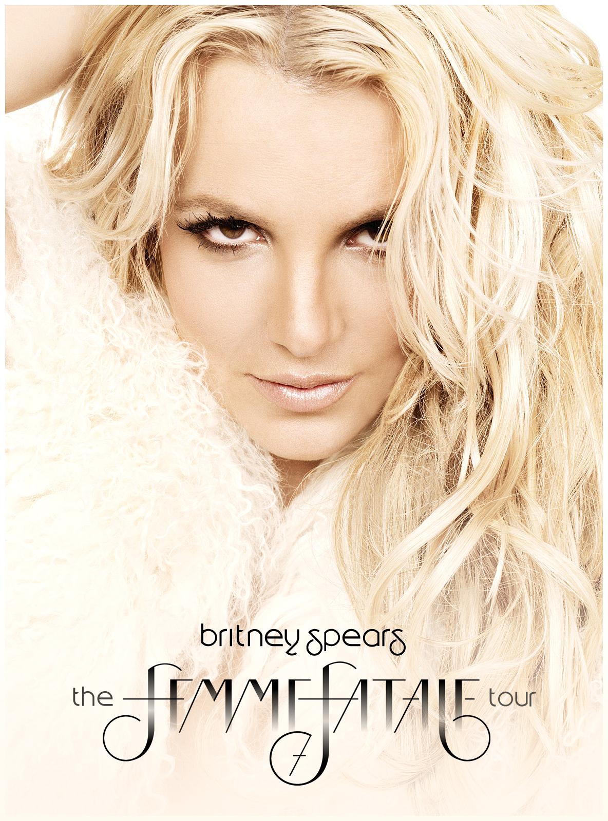 [TV] Britney Spears - Femme Fatale Tour: Video Promocional ...