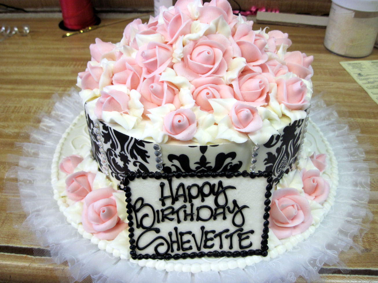 Handmade Birthday Cakes Bolton