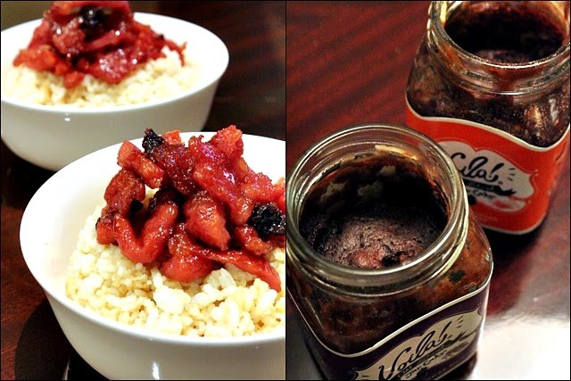 Comfort Food at Oakwood Manila