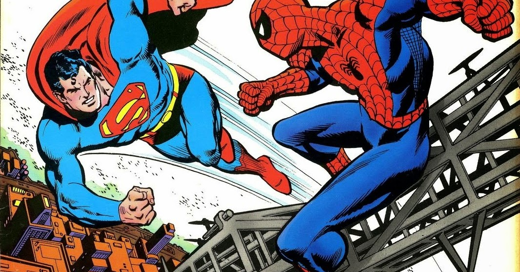 HABLEMOS DE SPIDER-MAN: SUPERMAN CONTRA SPIDER-MAN: ¡LA ...