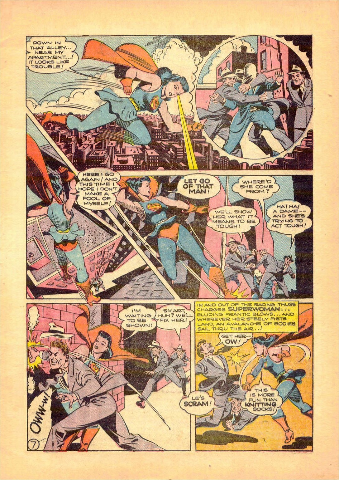 Action Comics (1938) 60 Page 7