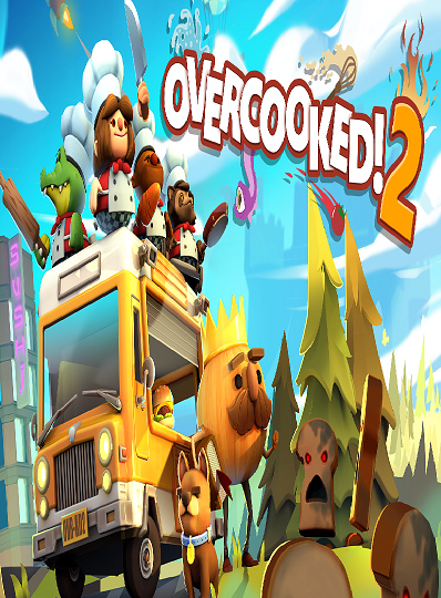 تحميل لعبهOvercooked! 2  2018 للكمبيوتر