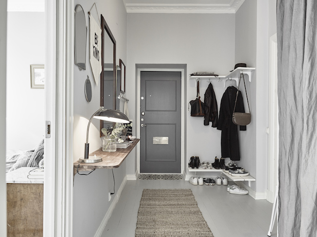 Stylish Entryway, Shoes Off At Home, Keeping Your Home Clean, Take Off Your Shoes at the door