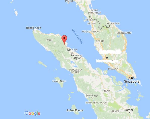 Kode Pos Kabupaten Kota Aceh Tamiang