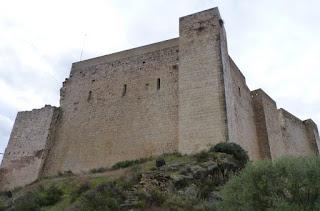 Castillo de Miravet.