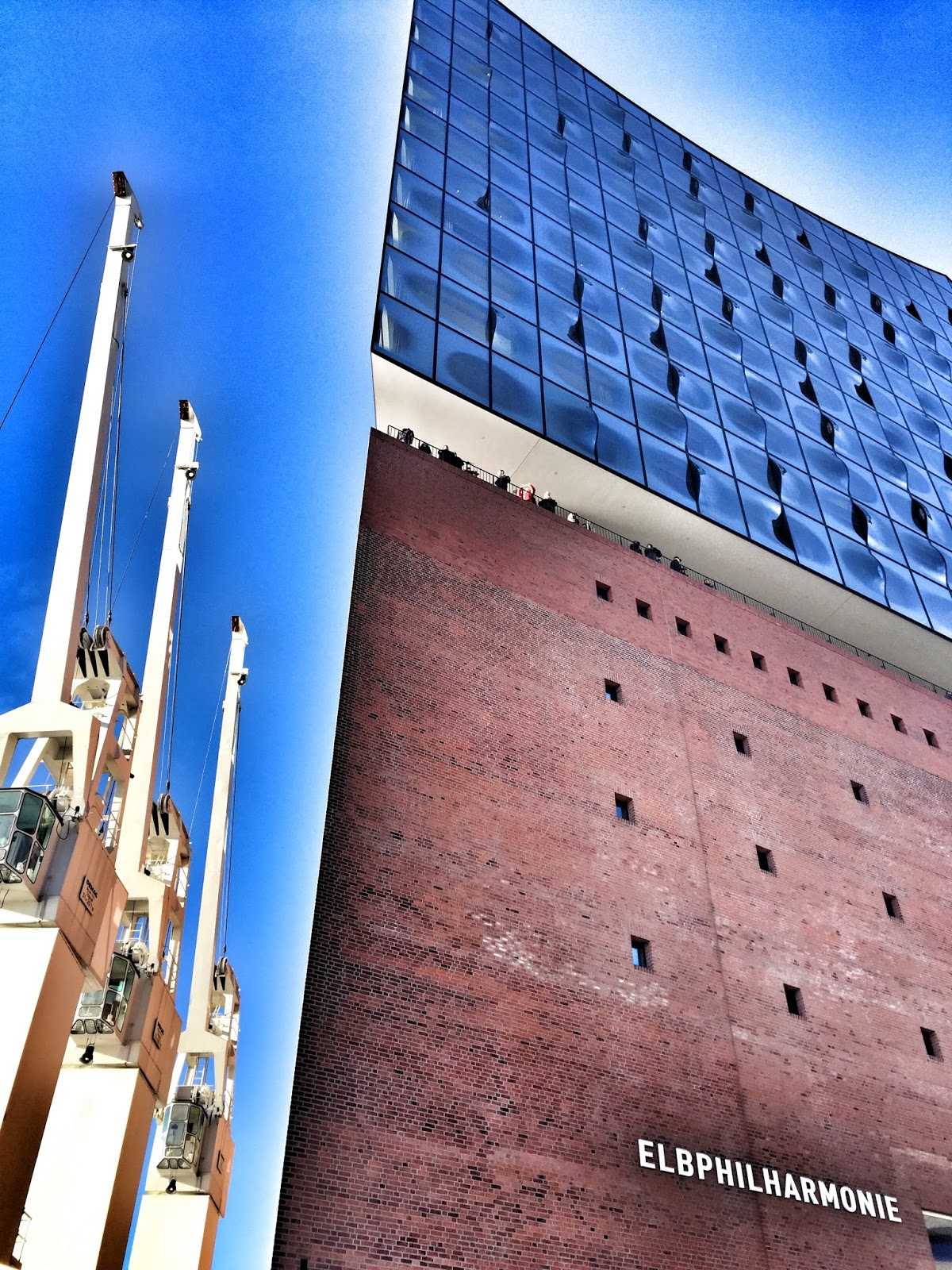 The Westin Hotel Hamburg Elbphilharmonie Don T Kill Your Dreams - Hotel In Der Elbphilharmonie