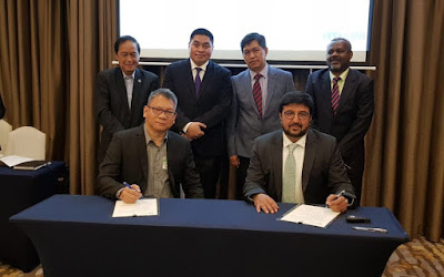 Source: IHAF. IHAF inks a membership agreement with the Philippines, signifying the country's interest to strengthen its halal industry.