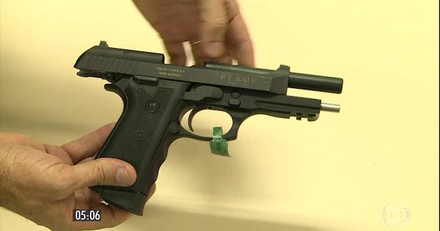 Falhas/Panes em Pistolas