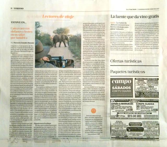 Diario La Nación / Florencia Gonzalez Bazzano