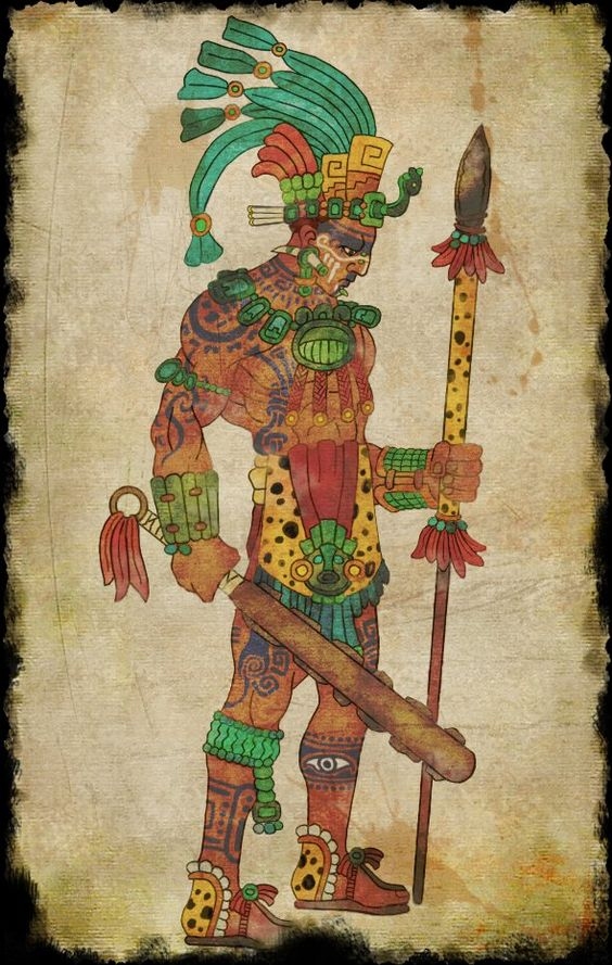 The mayans an advanced tribe
