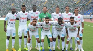بهدفين بدون رد نادي الرجاء الرياضي يتغلب على فريق رجاء بني ملال في الدوري المغربي