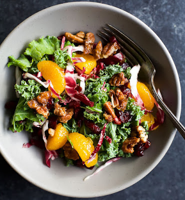 mandarin-orange-cranberry-kale-salad-with-candied-pecans