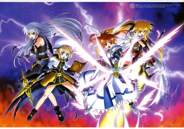 Mahou Shoujo Lyrical Nanoha The Movie 1st Subtitle Indonesia