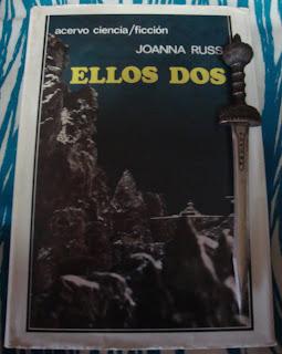 Portada del libro Ellos dos, de Joanna Russ