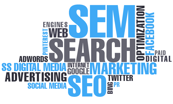 internet marketing thuat ngu SEO SEM