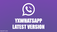 [UPDATE] Download YxWhatsApp v8.27 (Fix) Latest Version Android