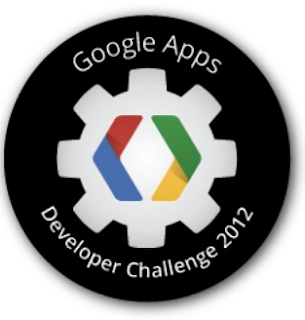 Google Apps Developer Challenge 2012, Google, Apps, Concurso, Software