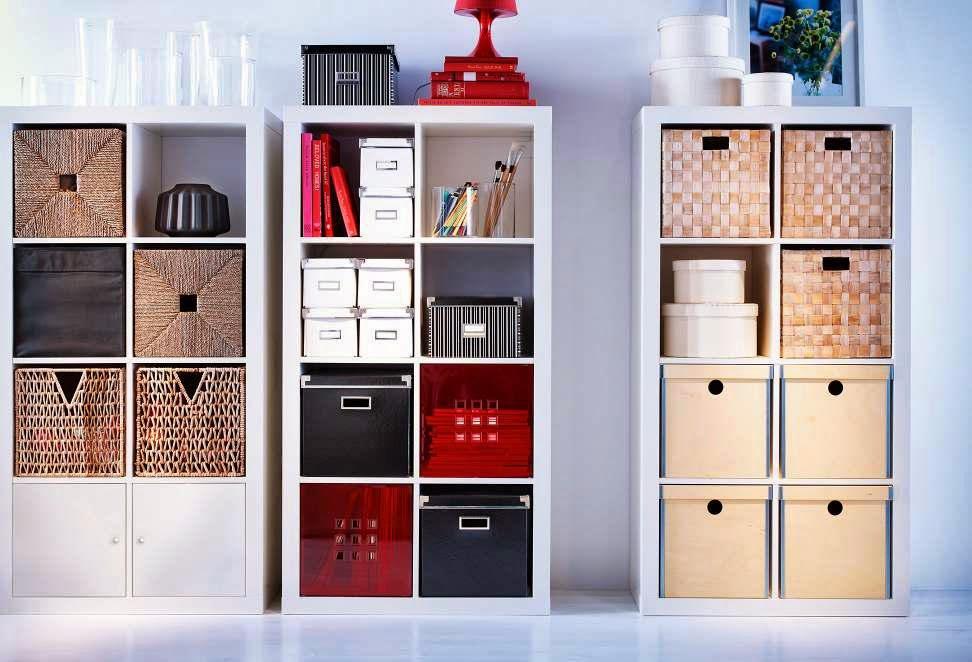20metriquadri ikea expedit versatilt e creativit for Ikea ispirazioni