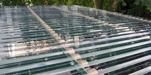 What Are The Benefits Of Corrugated Polycarbonate Roofs - Tuflite Polymers
