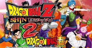 Download Dragon Ball Z - Shin Budokai 2 Fusions Mod CSO PSP PPSSPP