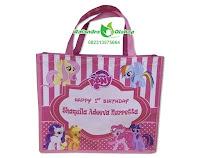 tas ultah little pony murah, tas souvenir ultah little pony, tas ulang tahun little pony, tas ultah , tas ultah murah, little pony