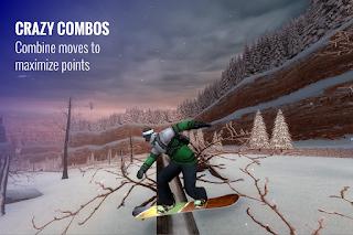 Snowboard Party: World Tour Apk Mod v1.1.1 (Unlimited Money)