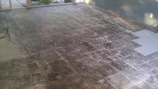 Eichler Bug Floor Demolition Complete Prep For Tile