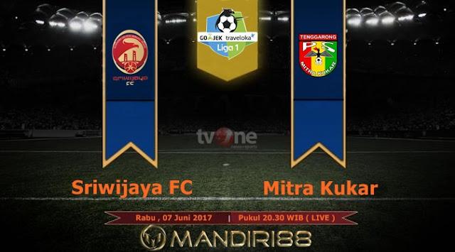 Prediksi Bola : Sriwijaya FC Vs Mitra Kukar , Rabu 07 Juni 2017 Pukul 20.30 WIB @ TVONE