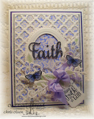 Our Daily Bread Designs Stamp sets: Boho Paisley Background, Butterfly and Bugs, Boho Faith, Our Daily Bread Designs Custom Dies: Faith, Hope & Love, Boho Background, Birds and Nest, Fancy Foliage, Ovals, Stitched Ovals, Butterfly and Bugs, Mini Tags