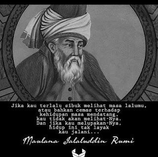 Mengenal Maulana Jalaluddin Rumi