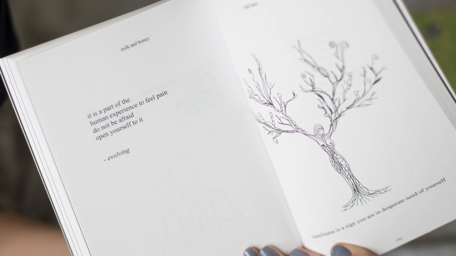 Three poetry books chloeharriets the book also contains beautiful line illustrations which sit nicely alongside the words this book is really quite lovely solutioingenieria Image collections