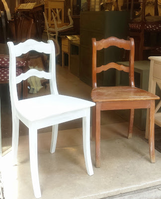 restaurar y reciclar sillas