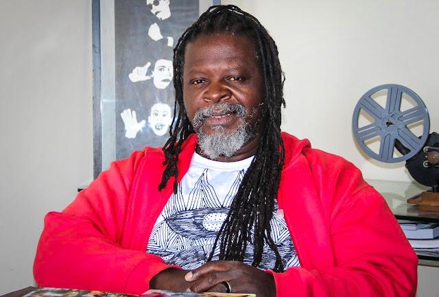 Batista Félix , doutor em Hip Hop e Antropologia Social lança livro em SP, dia 26