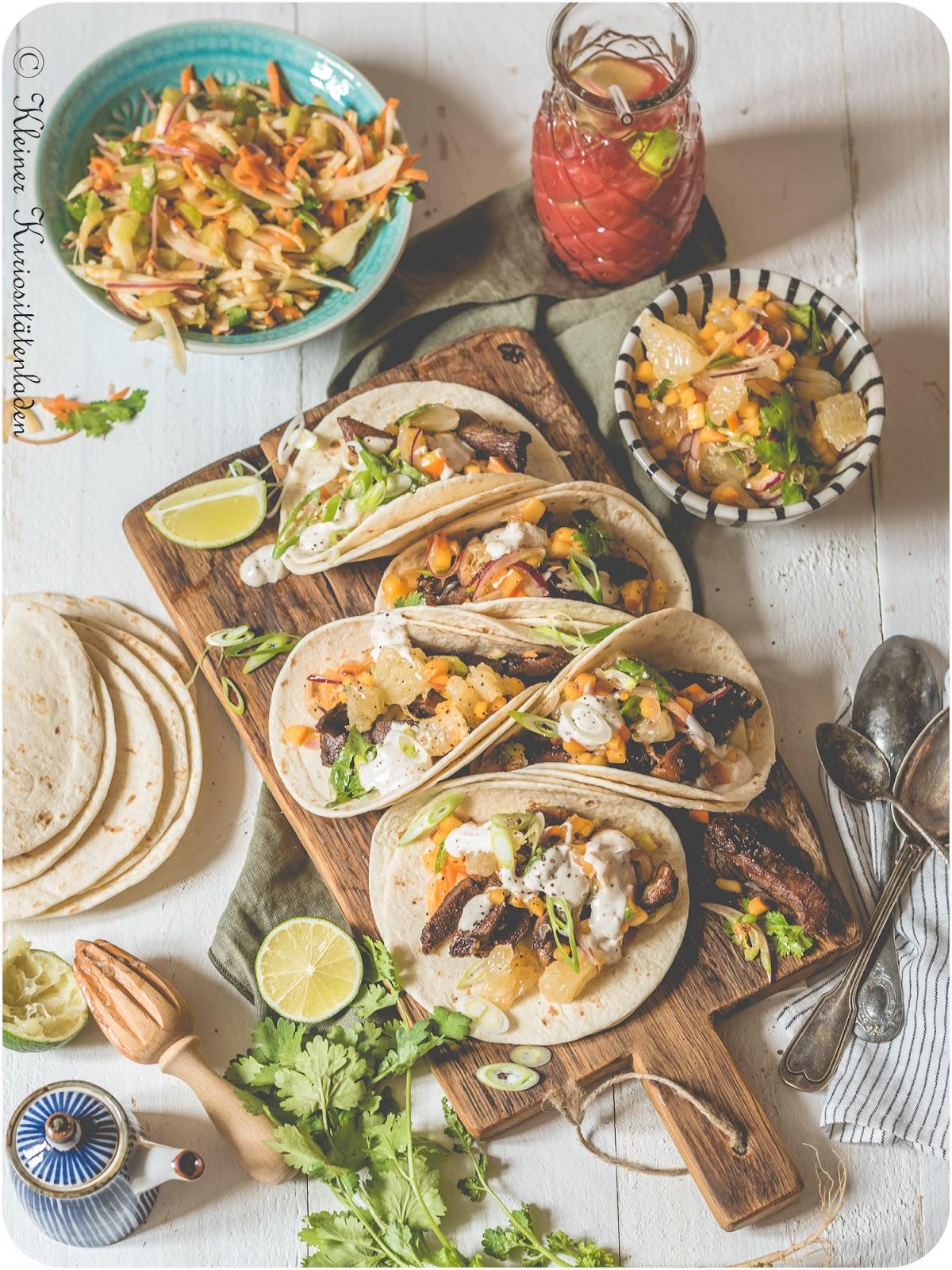 Tacos mit Rinderzunge | Tacos de Lengua
