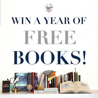Literary Box Giveaway - Win a Year of Free Books thru 3/22